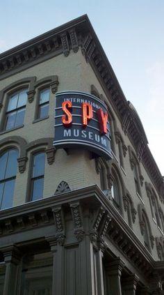 Spy Museum - Washington DC