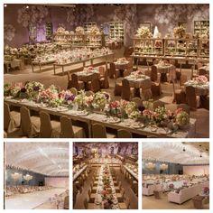 Nigerian Wedding Reception Decor By Design Lab Events