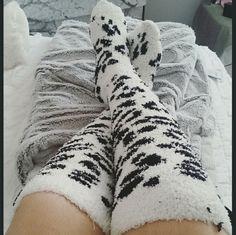 Knee High Fuzzy Socks Brand new Accessories Hosiery & Socks
