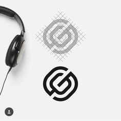 "logo on Instagram: ""S + G iconic concept. . SG stands for Sahih Graphic. . You can see the grid concept of the SG Mark. The mark 45 degree tilted and the…"" G Logo Design, Symbol Design, Branding Design, Design Art, Graphic Design, Sg Logo, Typography Logo, Gift Logo, Coffee Shop Logo"