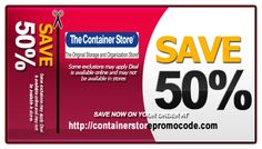 graphic regarding Container Store Coupon 20 Printable titled Container shop within retailer coupon printable - Telkomsel line