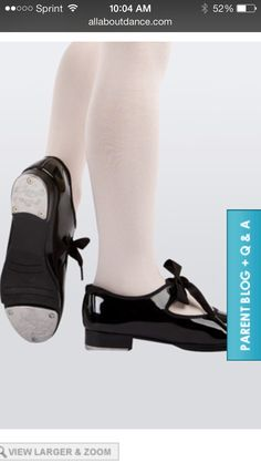 Women's beginners tap shoe buy at allaboutdance.com