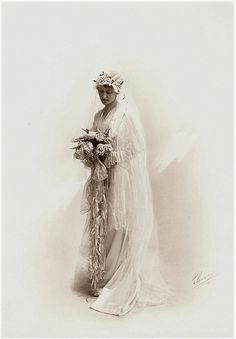 Antique Bride