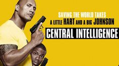 'Central Intelligence' is a cheesy action comedy flick. You can't help but groan at the corny jokes, but it makes for a fun evening anyway.