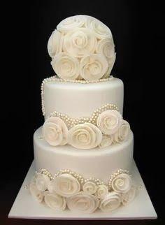 Pretty  Simple Wedding Cake Designs 2014 #wedding #cake #2014