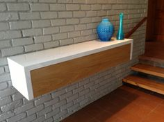 Floating Shelf with Drawer | Floating Shelf - Kreg Jig Owners Community