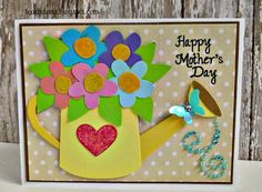 Pretty Paper, Pretty Ribbons: Mother's Day Card