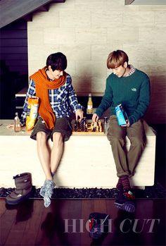 Super Junior High Cut 3