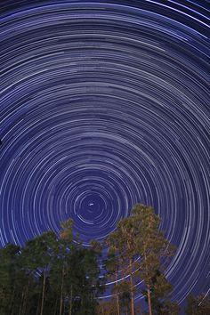 Star Trail Experiment - James Vernacotola
