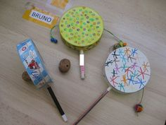 El pavelló d´Infantil: FIRA D´INSTRUMENTS! Homemade Instruments, Old Music, Music Class, Teaching Music, Music Lessons, Girl Scouts, Preschool Activities, Diy And Crafts, Musicals