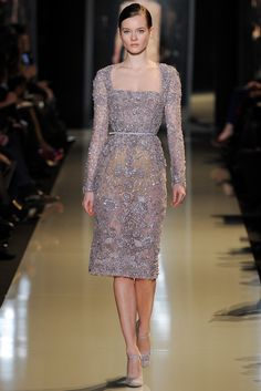 Elie Saab Spring 2013 Couture Fashion Show - Jac