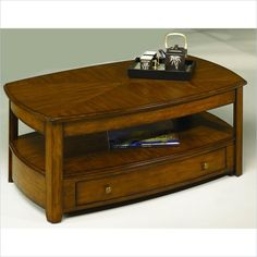 Hammary Primo Rectangular Lift-Top Cocktail Table $495.00