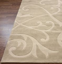 Love this. Wouldn't last long w maeli tho. rug cream and beige