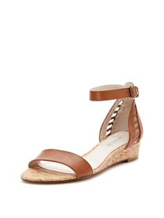 Leigh Sliver Wedge Sandal by Wythe NY at Gilt