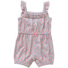 Carter/'s Playwear Infant Boys Romper Creeper size 3 Months NWT