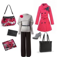 Thirty-One fits any outfit!