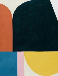 Bernhard Buhmann, Untitled (a5) (2016), Oil on Canvas, 200 × 150 cm