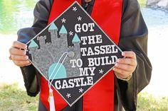 How I did my graduation cap. Pays to be an English major. #creativity
