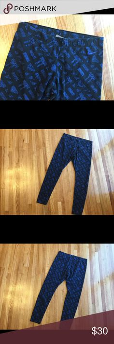 """Nike pants 92% cotton pants. Great for lounging or working out. Color is accurate with a """"Nike"""" pattern throughout. Nike Pants"""
