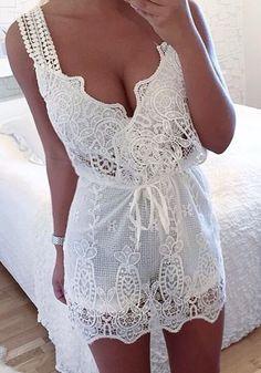 Colombiana~White Dress ❤️