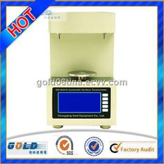 GD-6541 Ring Method Automatic Interfacial Tensiometer (GD-6541 Tensiometer) - China Tensiometer, GOLD Pressure Gauge, Gd, China, Rings, Ring, Jewelry Rings, Porcelain