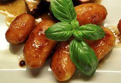Mandelpoteter - Sukkerglassert mandelpotet - perfekt tilbehør til and, kalkun og kylling
