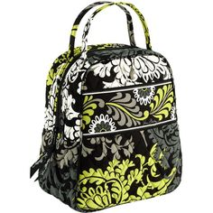 3e88d24ca776 Vera Bradley Let s Do Lunch in Baroque ( 28) ❤ liked on Polyvore featuring  home