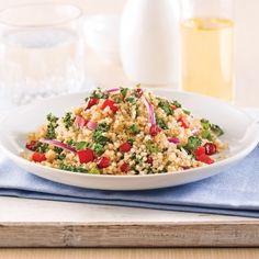 Salade tiède de quinoa à l'asiatique - Recettes - Cuisine et nutrition - Pratico Pratique