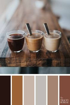 Color Inspired Palette Design by Tracey Bureau (formerly Authentic Days & Beach Causeways) Color Schemes Colour Palettes, House Color Schemes, Colour Pallette, House Colors, Beach Color Palettes, Rustic Color Palettes, Pallet Painting, Coffee Colour, Paint Colors For Home