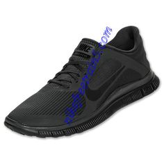 Nike Free 4.0 V3 Mens Anthracite Black 579958 001