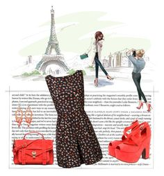 Pariis by bea2794 on Polyvore featuring moda, AX Paris, Boohoo and Proenza Schouler