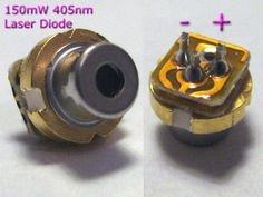 Laser Diode Pinout Blue Ray Pinout 407nm Diode