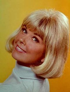 Doris Day--If I had half her talent, I'd shine!!