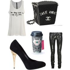 """Take Away"" by thegreeneyedc on Polyvore"