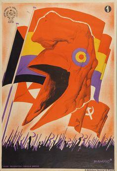 [Partido Comunista de España]. Bardasano, José 1910-1979 — Dibujos, grabados y fotografías — 1937 http://bdh-rd.bne.es/viewer.vm?id=0000027841