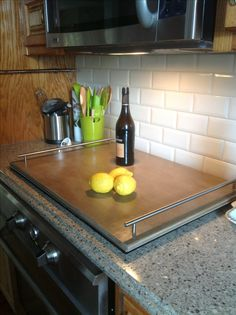 1000 images about Cooktop covers on Pinterest