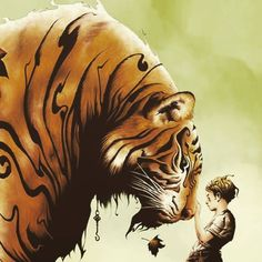 """A teacher and his student were walking from one village to another when they suddenly heard a roar behind them. Turning their gaze in the direction of the roar they saw a big tiger following them.  The first thing the student wanted to do was to run away but since he has been studying and practicing self-discipline he was able to halt himself from running and wait to see what his teacher would do. """"What shall we do Master?"""" Asked the student.  The teacher looked at the student and answered…"""