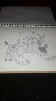 An animal from my new game monster and commander