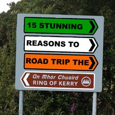 The ring of kerry road trip