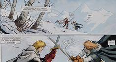 De Rode Ridder 255: De Heks en Merlijn review