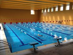 351 Arquitectura y espacios Acuáticos. Piscina Semi-Olimpica con normativa FINA Lomas Sporting Club, Huixquilucan Edo. de México.