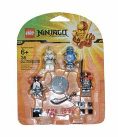 LEGO Ninjago Minifigure Accessory Pack 850632 - New release by LEGO. $23.24. LEGO Ninjago Accessory Pack 850632. Pieces: 36.. Ages: 6+.. Features 4 ninjago minifigures with accessories and weapons.
