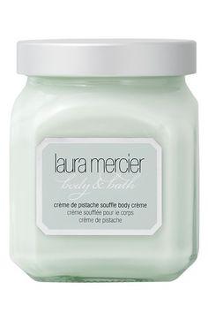 Laura Mercier 'Crème de Pistache' Souffle Body Crème available at #Nordstrom 60