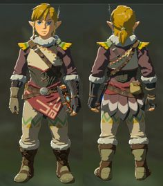 Link's Rito Armour from The Legend of Zelda: Breath of the Wild. I love the Ritos. I love Revali. So many different techniques would go into making it. The Legend Of Zelda, Legend Of Zelda Breath, Character Creation, Character Design, Character Art, Monster High Boys, Link Cosplay, Cool Swords, Fairy Fountain