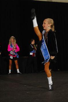 PhotoReflect - Shamrock Photo - 2012 Southern Region Oireachtas - Simone u10 Champion!