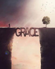 The Bridge of Grace // Art Print // https://www.etsy.com/listing/167902047/the-bridge-of-grace-art-print-christian?ref=shop_home_active  $18