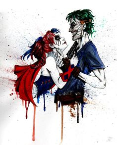 Joker and Harley - Cerca con Google