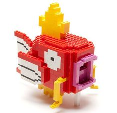 #129: Magikarp: A LEGO® creation by Filip Felberg : MOCpages.com