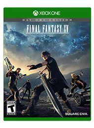Final Fantasy XV for Xbox One | GameStop