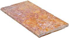 Peach Blend Bullnose Travertine Pool Copings 16x24